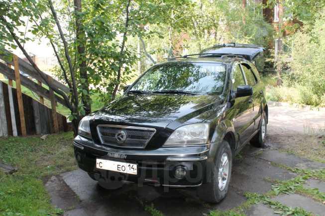 Kia Sorento, 2002 год, 410 000 руб.