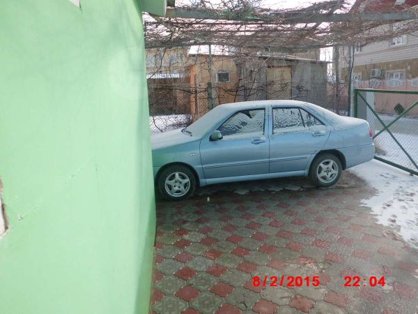 Chery Amulet A15, 2008 год, 230 000 руб.