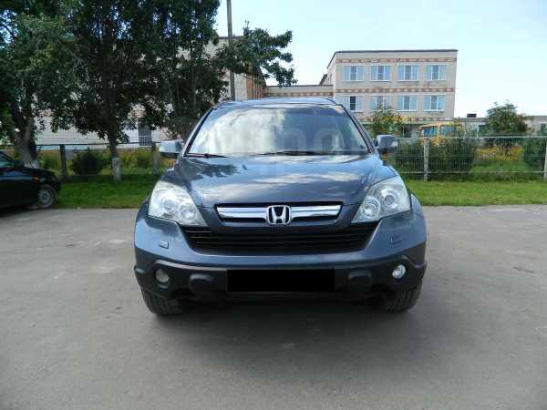 Honda CR-V, 2007 год, 653 000 руб.