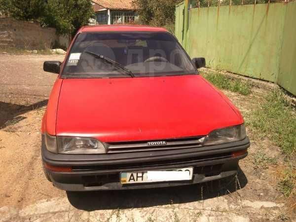 Toyota Corolla, 1988 год, 64 563 руб.