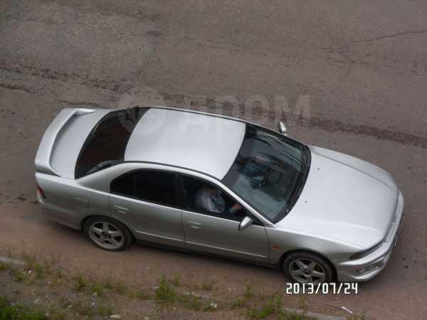 Mitsubishi Galant, 2002 год, 180 000 руб.
