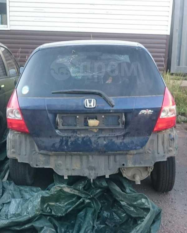 Honda Fit, 2002 год, 50 000 руб.