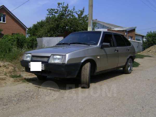 Лада 2109, 1997 год, 75 000 руб.