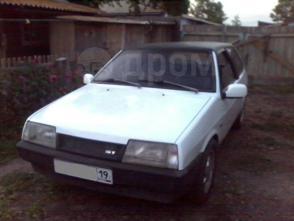 Лада 2108, 1994 год, 50 000 руб.