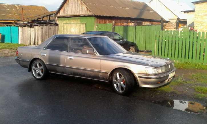 Toyota Chaser, 1990 год, 160 000 руб.