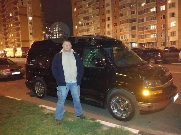 Chevrolet Express, 2006 год, 1 050 000 руб.