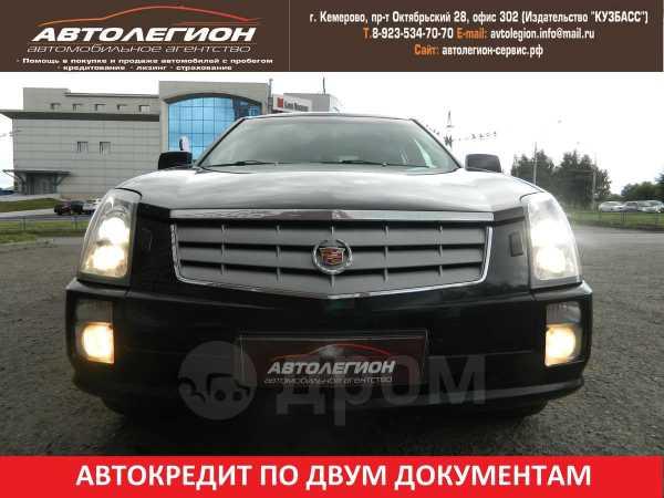Cadillac SRX, 2007 год, 550 000 руб.