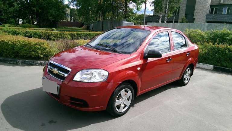 Chevrolet Aveo, 2007 год, 400 000 руб.