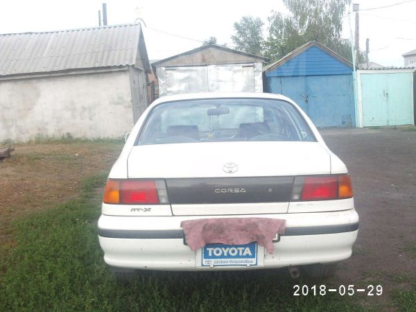 Toyota Corsa, 1991 год, 40 000 руб.