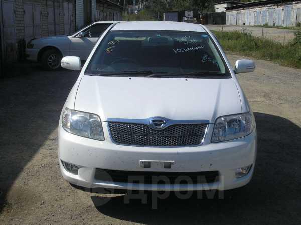 Toyota Corolla Fielder, 2006 год, 415 000 руб.