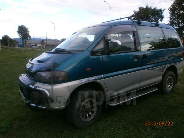 Mitsubishi Delica, 1997 год, 480 000 руб.