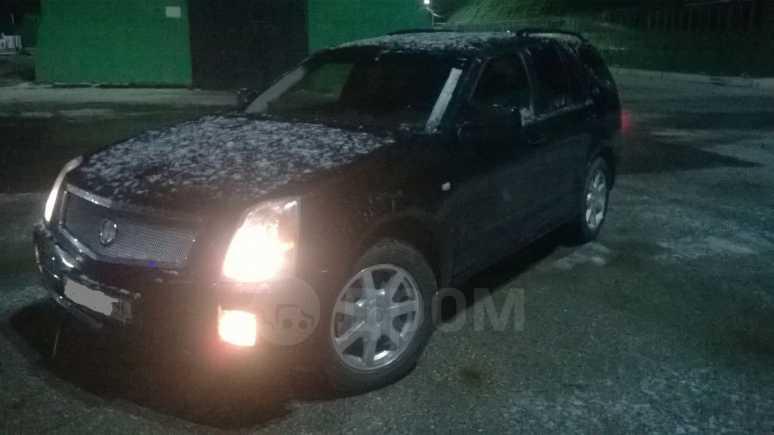 Cadillac SRX, 2005 год, 399 000 руб.