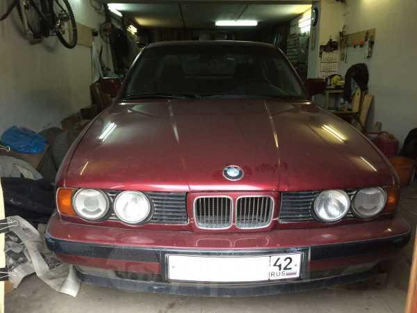 BMW 5-Series, 1990 год, 50 000 руб.