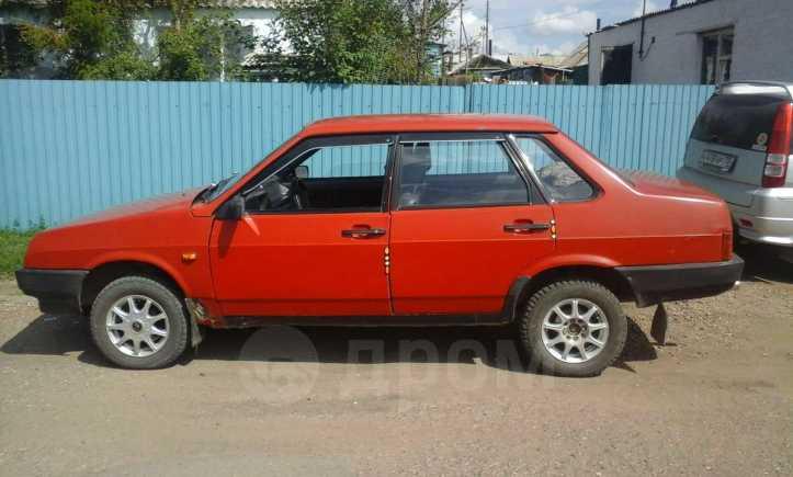 Лада 21099, 1994 год, 80 000 руб.
