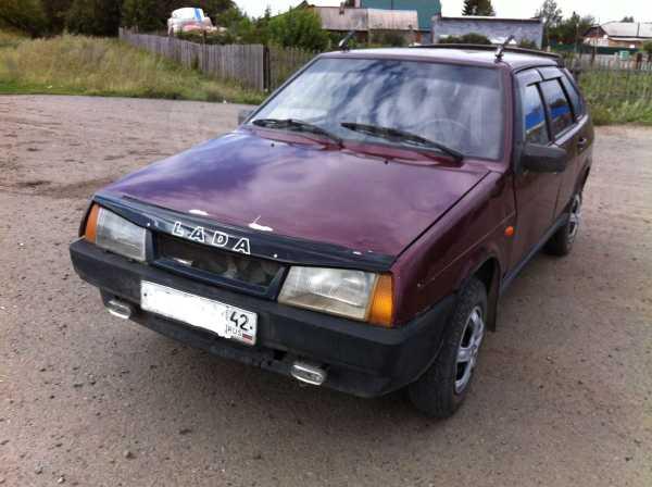 Лада 2109, 1993 год, 53 000 руб.