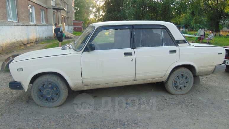 Лада 2107, 1994 год, 15 000 руб.