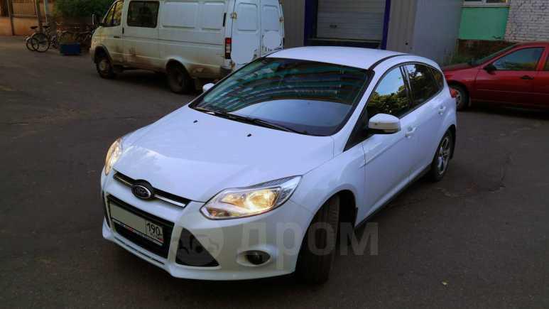 Ford Focus, 2013 год, 640 000 руб.