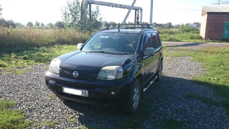Nissan X-Trail, 2003 год, 420 000 руб.