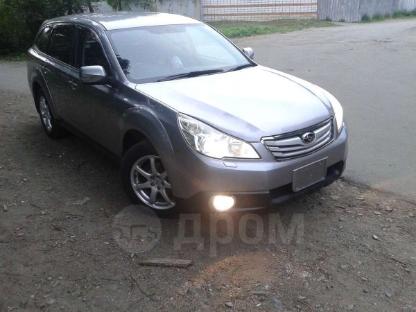 Subaru Outback, 2010 год, 1 000 000 руб.