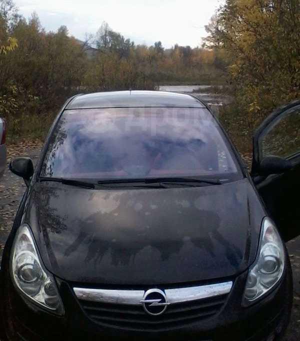 Opel Corsa, 2006 год, 260 000 руб.