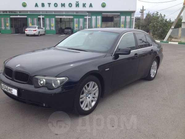 BMW 7-Series, 2003 год, 465 000 руб.