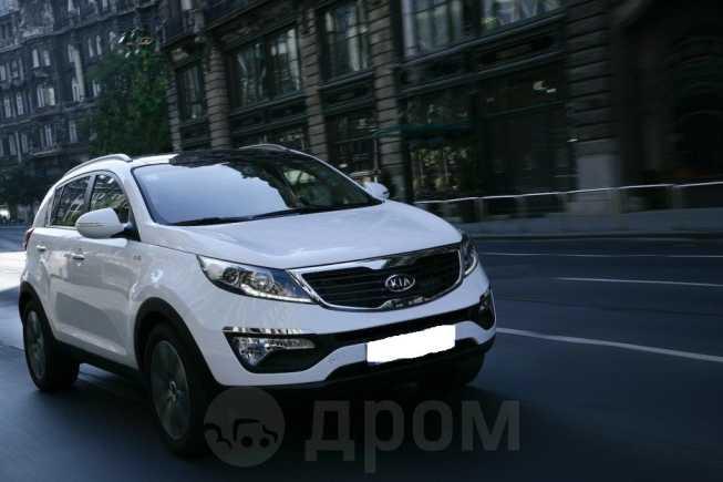 Kia Sportage, 2012 год, 990 000 руб.