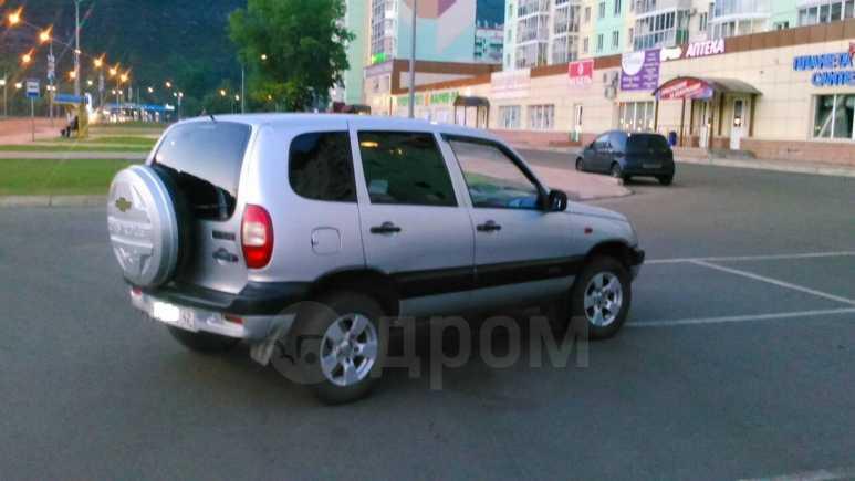 Chevrolet Niva, 2006 год, 230 000 руб.