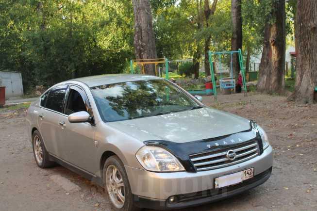 Nissan Teana, 2004 год, 260 000 руб.