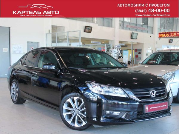 Honda Accord, 2013 год, 1 199 000 руб.