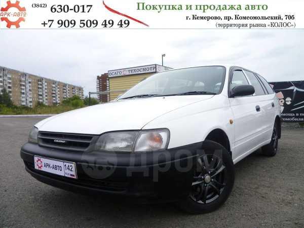 Toyota Caldina, 1999 год, 199 000 руб.
