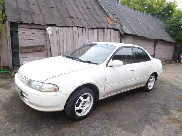 Toyota Carina, 1993 год, 185 000 руб.