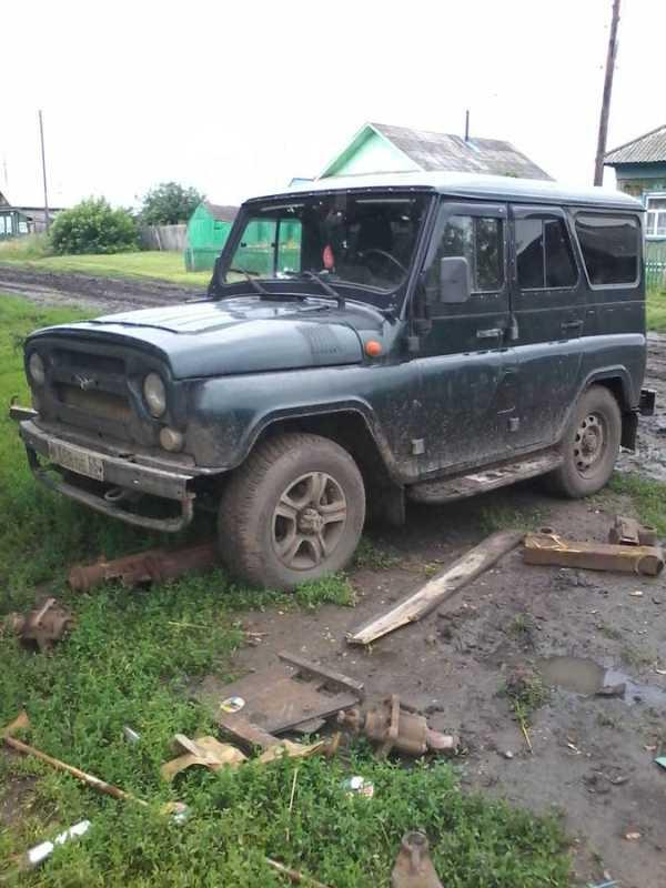 УАЗ Хантер, 2007 год, 190 000 руб.
