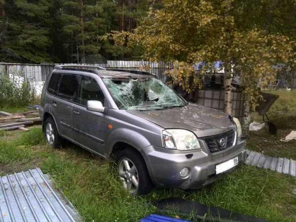 Nissan X-Trail, 2002 год, 270 000 руб.