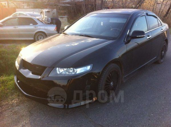 Honda Accord, 2007 год, 650 000 руб.