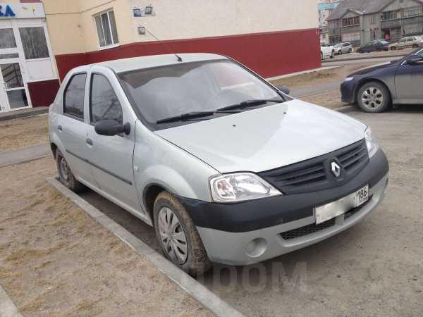 Renault Logan, 2009 год, 215 000 руб.
