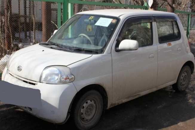 Daihatsu Esse, 2007 год, 108 000 руб.