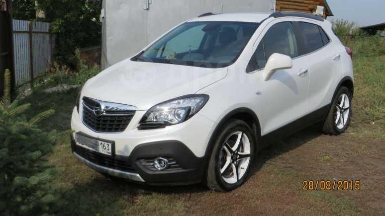 Opel Mokka, 2014 год, 900 000 руб.