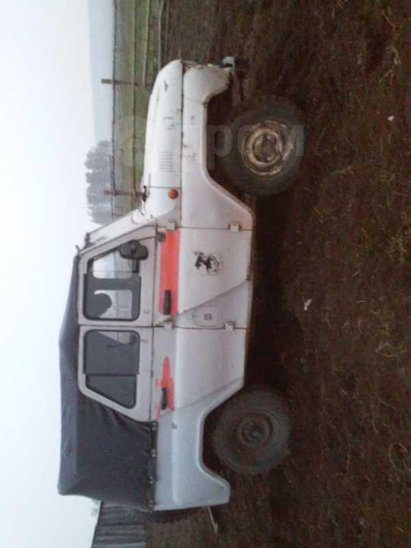 УАЗ 469, 2002 год, 60 000 руб.