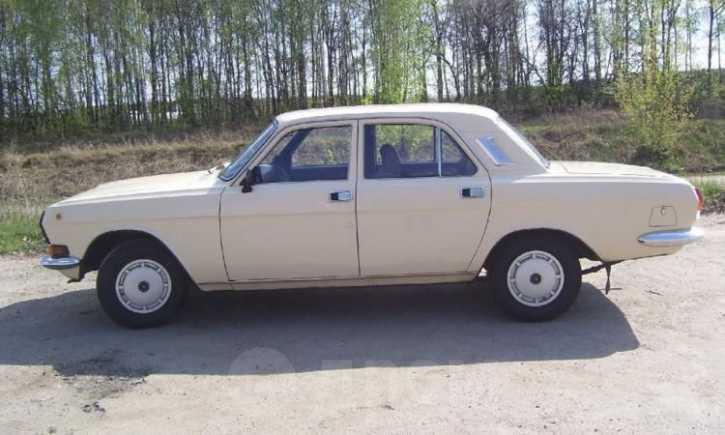 ГАЗ 24 Волга, 1987 год, 60 000 руб.