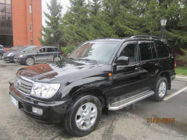 Toyota Land Cruiser, 2007 год, 1 180 000 руб.