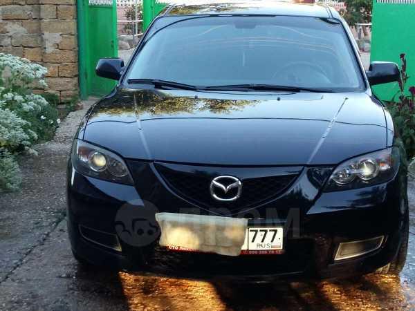 Mazda Mazda3, 2007 год, 500 000 руб.