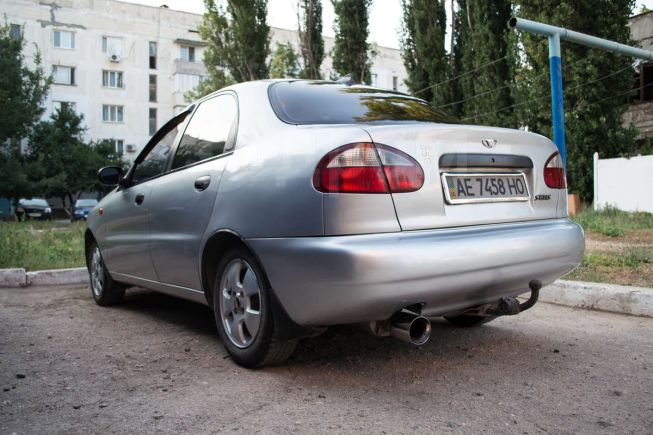 Daewoo Sens, 2004 год, 130 000 руб.