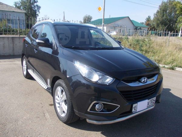 Hyundai ix35, 2011 год, 850 000 руб.