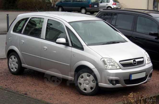 Opel Meriva, 2008 год, 250 000 руб.