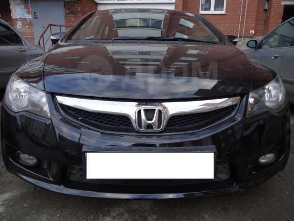 Honda Civic, 2009 год, 400 000 руб.