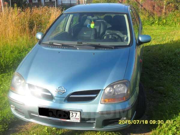 Nissan Tino, 2000 год, 240 000 руб.