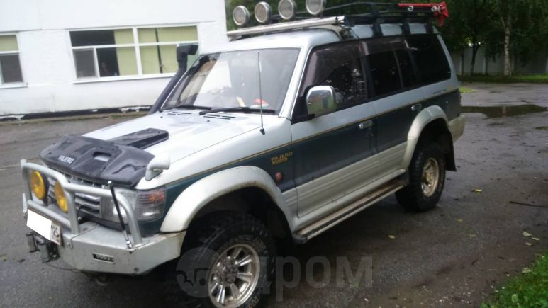 Mitsubishi Pajero, 2006 год, 480 000 руб.