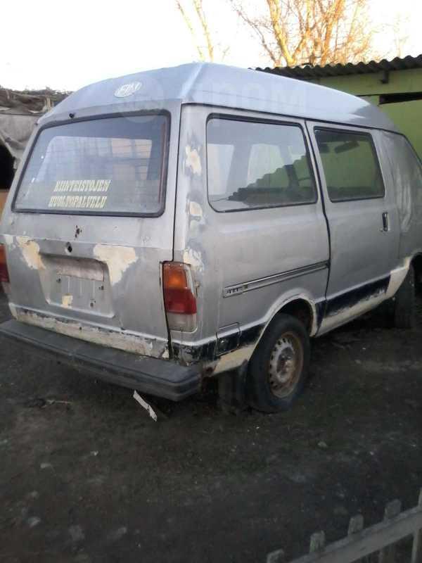 Nissan Vanette, 1985 год, 20 000 руб.