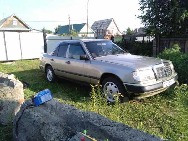 Mercedes-Benz E-Class, 1988 год, 50 000 руб.