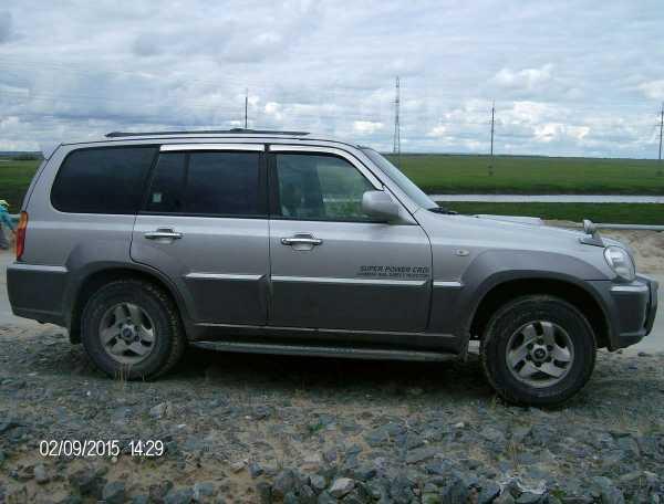 Hyundai Terracan, 2002 год, 420 000 руб.